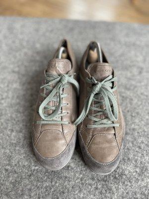 Marc O'Polo Sneaker Schuhe Leder grau 38