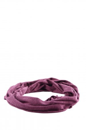Marc O'Polo Sommerschal pink meliert Casual-Look