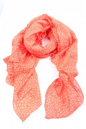 Marc O'Polo Summer Scarf red-white allover print casual look