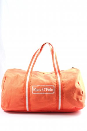 Marc O'Polo Sporttas rood-wit casual uitstraling