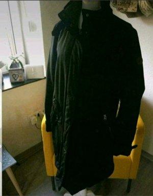 Marc O'Polo Abrigo acolchado azul oscuro
