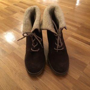 Marc O'Polo Bottine d'hiver brun foncé