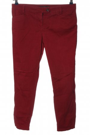Marc O'Polo Jersey Pants red casual look