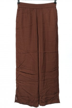 Marc O'Polo Pantalone jersey marrone stile casual