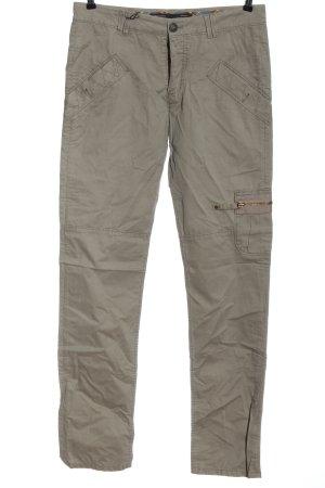 Marc O'Polo Pantalon en jersey gris clair style décontracté
