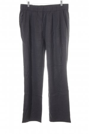 Marc O'Polo Stoffhose anthrazit Business-Look