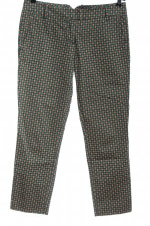 Marc O'Polo Pantalone jersey motivo astratto elegante