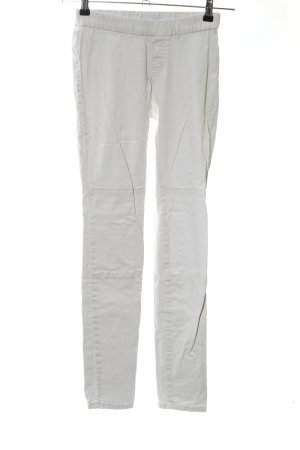 Marc O'Polo Stoffen broek lichtgrijs casual uitstraling