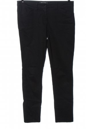 Marc O'Polo Jersey Pants black casual look