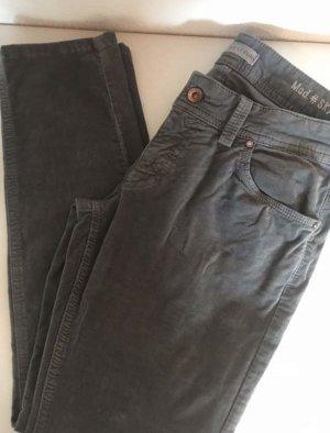 Marc O'Polo Pantalone jersey grigio