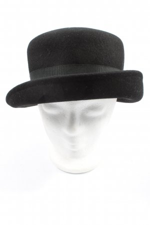 Marc O'Polo Chapeau melon noir style d'affaires