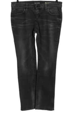 Marc O'Polo Jeansy z prostymi nogawkami jasnoszary W stylu casual