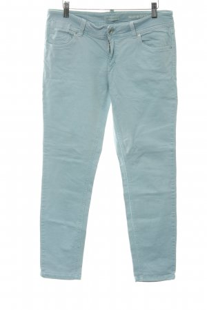 Marc O'Polo Straight-Leg Jeans babyblau Casual-Look
