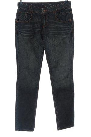 Marc O'Polo Jeans coupe-droite bleu style décontracté