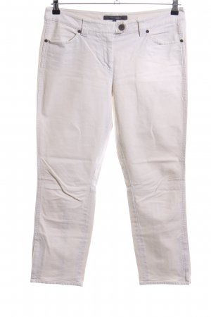 Marc O'Polo Straight-Leg Jeans wollweiß Casual-Look