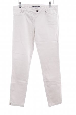 Marc O'Polo Straight-Leg Jeans creme-wollweiß Casual-Look