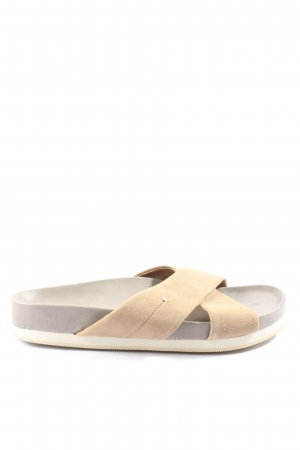 Marc O'Polo Strandsandalen nude Casual-Look