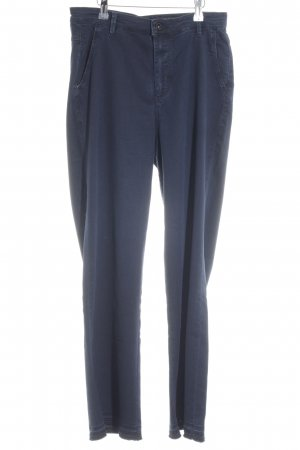 Marc O'Polo Stretch Jeans dunkelblau Casual-Look