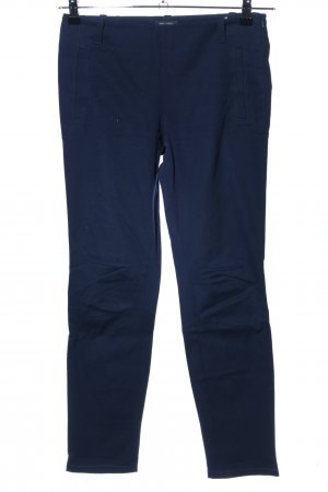 Marc O'Polo Stretchhose blau Business-Look