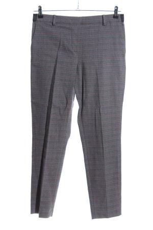 Marc O'Polo Pantalone elasticizzato grigio chiaro motivo a quadri