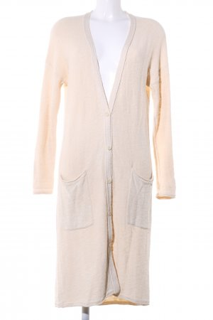 Marc O'Polo Strick Cardigan creme Casual-Look