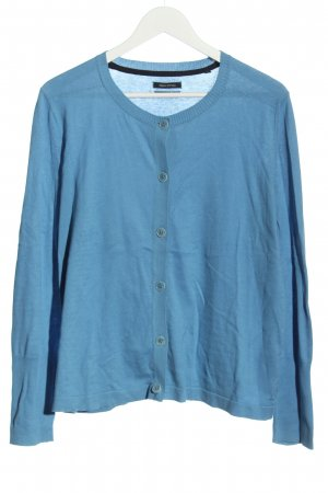 Marc O'Polo Strick Cardigan blau Casual-Look