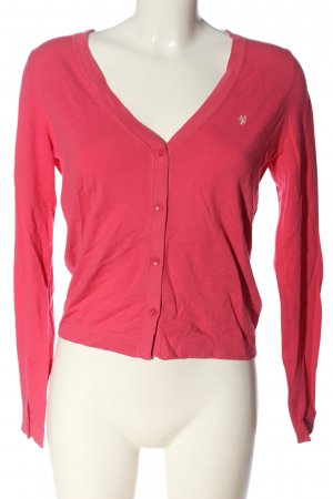 Marc O'Polo Strick Cardigan pink Casual-Look