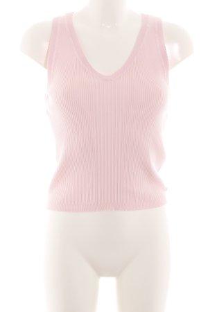 Marc O'Polo Gebreide twin set roze zakelijke stijl