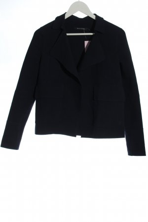 Marc O'Polo Knitted Blazer black casual look