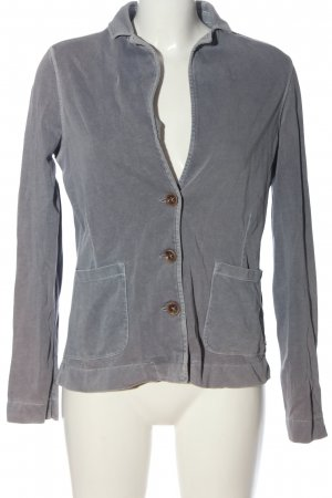 Marc O'Polo Knitted Blazer light grey casual look
