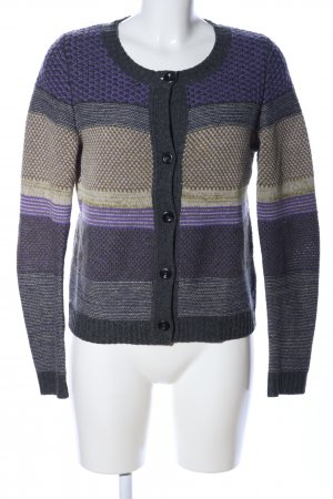 Marc O'Polo Strickjacke grafisches Muster Casual-Look