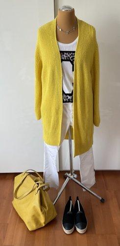 Marc O'Polo Rebeca amarillo lana de alpaca