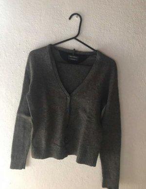 Marc O'Polo Giacca in maglia grigio scuro