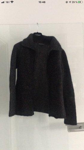 Marc O'Polo Wool Jacket dark grey