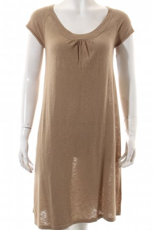 Marc O'Polo Strickkleid beige Casual-Look