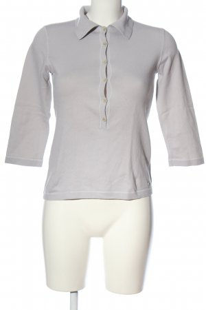 Marc O'Polo Polo-Shirt hellgrau Casual-Look