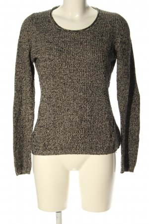 Marc O'Polo Knitted Sweater light grey flecked casual look