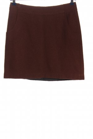 Marc O'Polo Knitted Skirt brown casual look