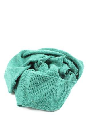 Marc O'Polo Écharpe en tricot vert style décontracté