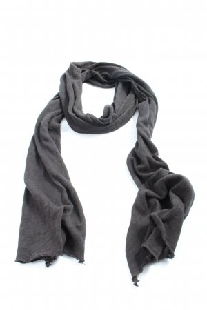 Marc O'Polo Knitted Scarf light grey casual look