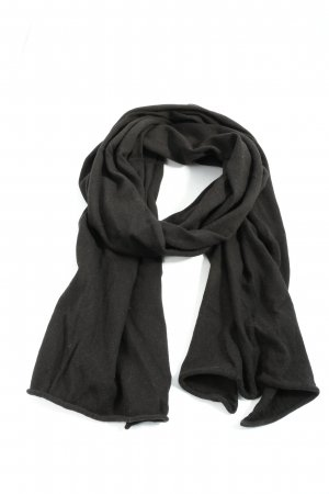 Marc O'Polo Knitted Scarf black casual look