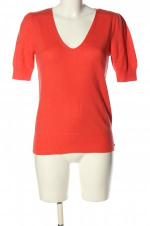 Marc O'Polo Knitted Jumper red casual look