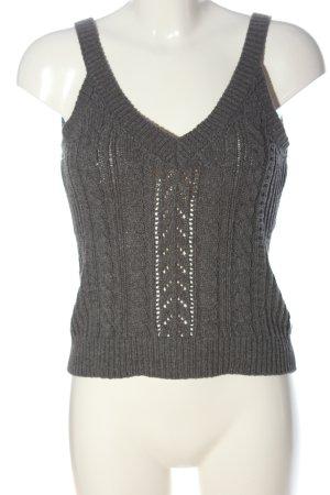 Marc O'Polo Haut tricotés gris clair style décontracté
