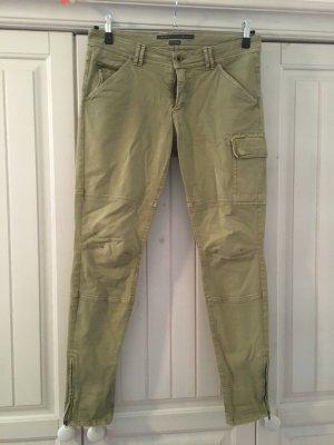 Marc O'Polo Jeans elasticizzati verde oliva