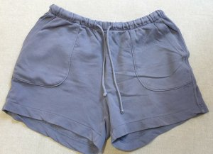 Marc O'Polo Short bleu fluo-bleu azur coton