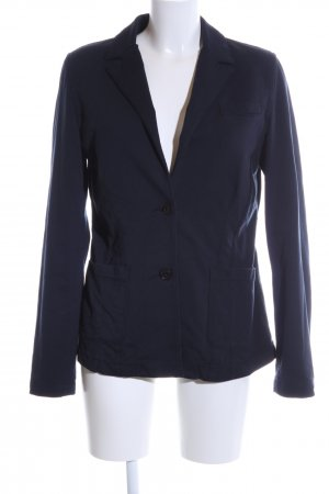 Marc O'Polo Sweatblazer blau Business-Look