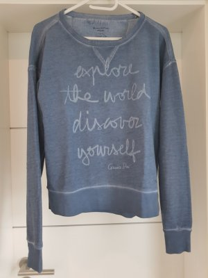 Marc O'Polo Sweater blau Gr.S