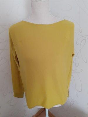 Marc O'Polo Maglione di lana giallo lime