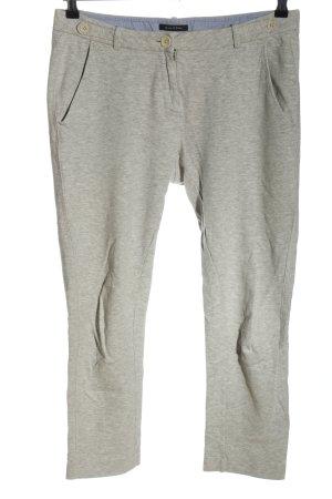 Marc O'Polo Pantalón deportivo gris claro moteado look casual