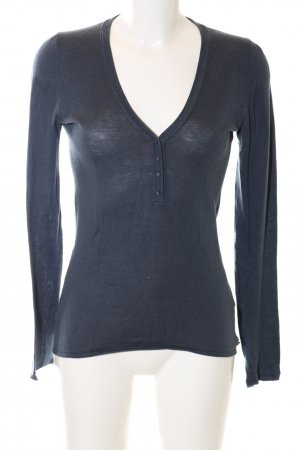 Marc O'Polo Sweatshirt blau Casual-Look